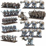 Kings of War - Méga Armée de l'Alliance du Nord