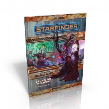 Starfinder : Soleils Morts - L'Empire des Ossements