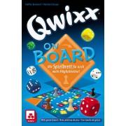 Boite de Qwixx on Board