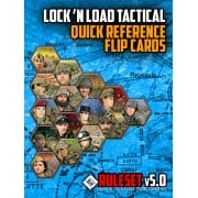 Lock 'n Load Tactical - Quick Reference Flip Cards