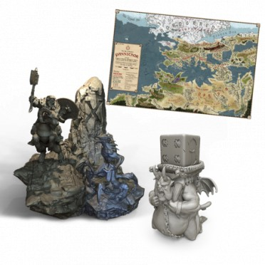 Kings of War - Kings of War, 3ème Edition, Lot Collector