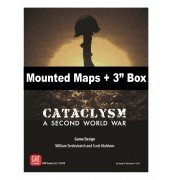 """Cataclysm - Mounted Maps + 3"""" Box"""