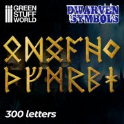 Dwarven Runes and Symbols