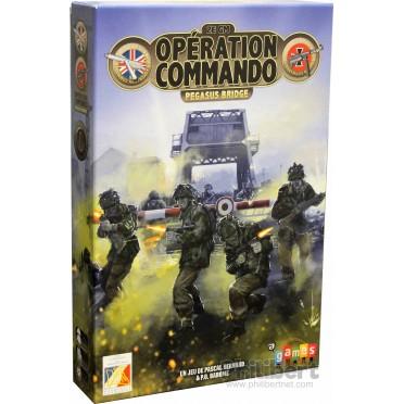 Opération Commando: Pegasus Bridge