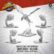 Monsterpocalypse - Destroyers - Ulgoth