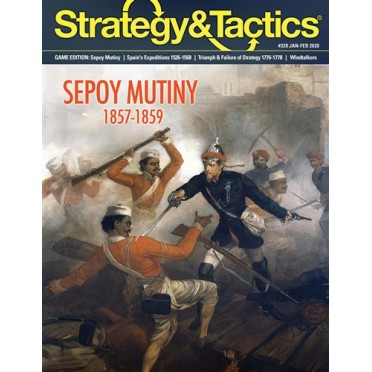 Strategy & Tactics 320 - Sepoy Mutiny