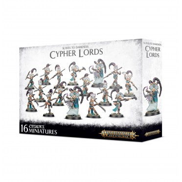 Age of Sigmar : Slaves to Darkness - Cypher Lords