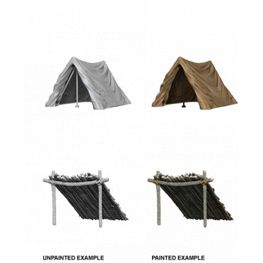 Pathfinder Deep Cuts - Tent & Lean-To