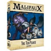 Malifaux 3E - Arcanists - The Ten Peaks