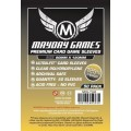 Card Game Sleeves - 80x120mm - 50p 0