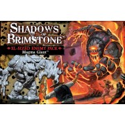 Shadows of Brimstone – Magma Giant XL Enemy Pack Expansion