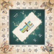 Boite de Tiny Epic Tactics - Play Mat