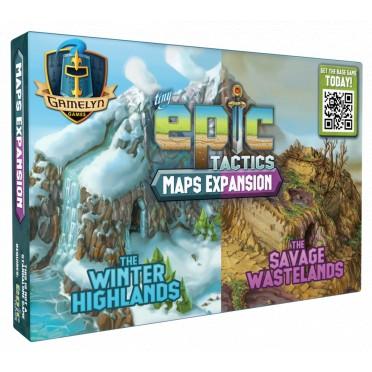 Tiny Epic Tactics - Map Pack
