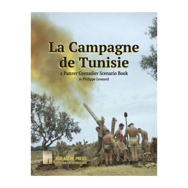 Panzer Grenadier - La Campagne de Tunisie