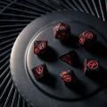 Cyberpunk Red RPG Dice Set 6