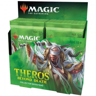 Magic the Gathering : Theros Beyond Death – Box of 12 Collector Boosters