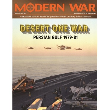 Modern War 44 - Desert One War