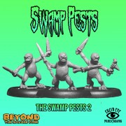 Beyond the Savage Core - The Swamp Pests 2
