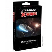 X-Wing 2.0 - Le Jeu de Figurines - Moi Et Les Probabilités - Paquet d'Obstacles
