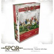 SPQR: Dacia & Sarmatia - Dacian Tribesmen with Slings