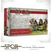 SPQR: Dacia & Sarmatia - Sarmatian Cataphracts
