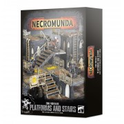 Necromunda : Zone Mortalis - Columns and Walls