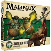 Malifaux 3E - Resurrectionists - Stitched and Sewn