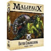 Malifaux 3E - Bayou - Bayou Engineering