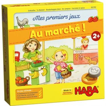Mes Premiers Jeux - Au Marché !