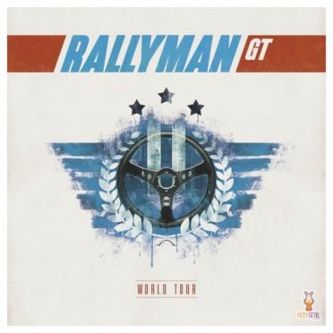 Rallyman GT - Tour du Monde Extension