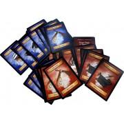 Mousquets & Tomahawks : Cartes Tuniques Rouges & Tomahawks