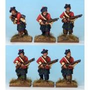 Mousquets & Tomahawks : Rangers Britanniques 3