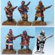 Mousquets & Tomahawks : Rangers Britanniques 1
