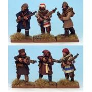 Mousquets & Tomahawks : Guerriers Indiens 1