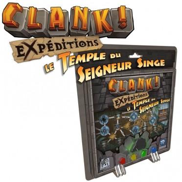 Clank! - Expéditions 2 ! Le Temple du Seigneur Singe