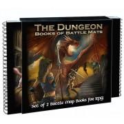 Boite de The Dungeon Books of Battle Mats