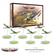 Blood Red Skies: Messerschmitt Bf 109G Squadron, 6 planes