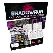Shadowrun 6th Edition - Gamemaster Screen