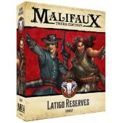 Malifaux 3E - Guild - Latigo Reserves