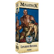 Malifaux 3E - Arcanists - Explosive Materials