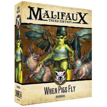 Malifaux 3E - Bayou - When Pig Flies