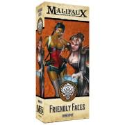 Malifaux 3E - Ten Thunders- Friendly Faces