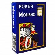 Modiano Bleu Foncé - 4 coins jumbo