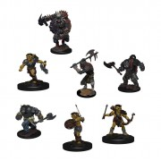 Dungeons & Dragons - Icons of the Realms : 7 Miniatures Monster Pack - Village Raiders
