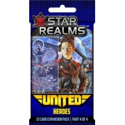 Star Realms - United : Heroes Expansion