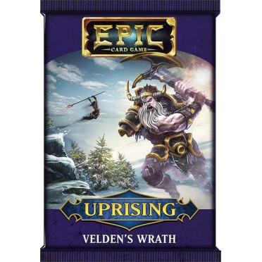 Epic Card Game - Uprising : Velden's Wrath Expansion