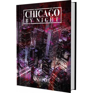Vampire: The Masquerade - Chicago by Night