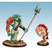 Briskars - Ichtiens - Pacou and Goliath