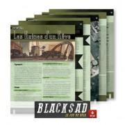 Blacksad - Scénario PDF : Les Ruines d'un Rêve