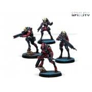 Infinity - Ariadna - Infinity - Ariadna - Intel Spec-Ops (Heavy Pistol, Sniper)